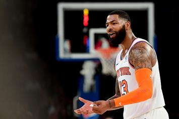 """Gregg Popovich Shades """"Unprofessional"""" Knicks' Over Marcus Morris Signing"""