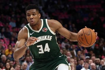 Giannis Antetokounmpo Claims Unsavory Free Agent Comments Are False