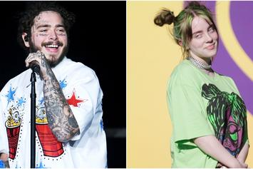 Post Malone, Billie Eilish & Ariana Grande Lead The 2019 AMA Nominations