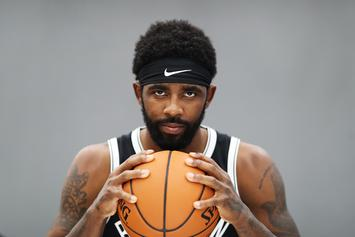 Kyrie Irving Appears To Dismiss Knicks With Pro-Nets Diatribe: Watch