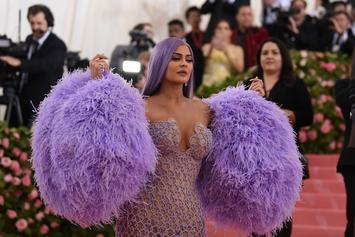Stormi Webster Channels Kylie Jenner's Met Gala Look In Halloween Costume