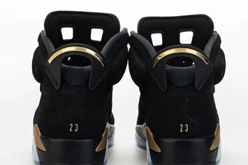 "Air Jordan 6 ""DMP"" Coming Back Next Year: Best Look So Far"