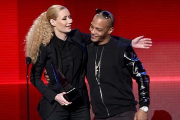 "Iggy Azalea Claps Back After T.I. Claims She ""Switched Up"" On Breakfast Club"