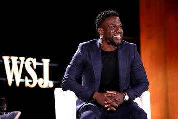 Kevin Hart Shares Inspirational Video Showing Recovery From Accident
