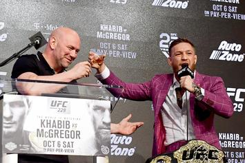 Dana White Reveals Who Conor McGregor Might Fight Next; Watch