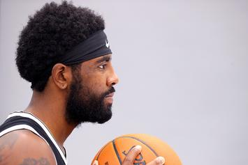 "Kyrie Irving Addresses ESPN's Report On His Mood Swings: ""It's Okay To Be Human"""