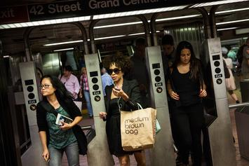 Protests Erupt In NYC After Police Crackdown on Fare Evasion
