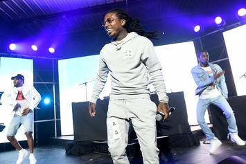 """Jacquees Shares Album Cover For """"King Of R&B"""" Dropping Friday"""