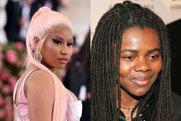 Funkmaster Flex Implicated In Nicki Minaj & Tracy Chapman's Copyright Lawsuit