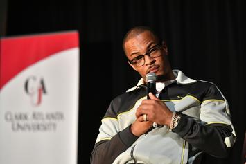 Planned Parenthood Subs T.I. For Comments About Daughter's Hymen