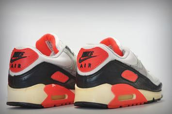 Nike Air Max 90 Returning In Trio Of OG Colorways For 30th Anniversary