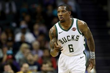 """Eric Bledsoe Issues Statement On His Hilarious Mishap: """"Playas F*ck Up"""""""