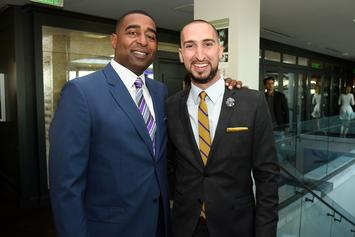 Cris Carter Let Go From FOX Sports Amid Rumors Of Building Tension