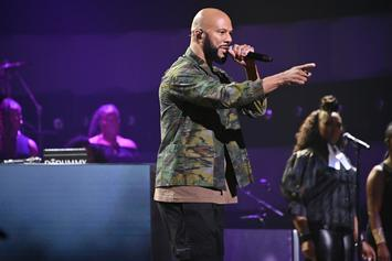 Common Offers To Meet Up With Teacher Who Wore Blackface Costume Of Rapper