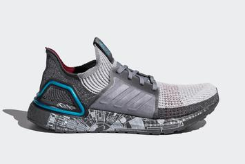 "Star Wars x Adidas UltraBoost ""Millenium Falcon"" Release Date Revealed: Photos"