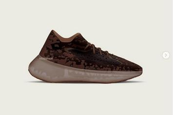 Adidas Yeezy Boost 380 Revealed In New Chocolate Brown Colorway: First Look