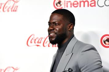 "Kevin Hart Calls Stripper's Claim ""Baseless"" In $60M Sex Tape Lawsuit"