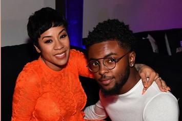 "Keyshia Cole Lets It Be Known She's Not Her 23-Year-Old Boyfriend's ""Elder"""