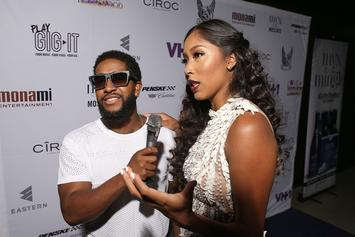 """Omarion Opens Up About Apryl Jones & Why They Joined """"Love & Hip Hop"""""""