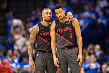 Blazers' CJ McCollum Provides Update On Aunt He Had Requested Prayers For