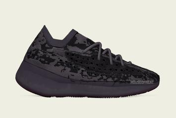 Adidas Yeezy Boost 380 Introduced In Classic Black/Grey Colorway