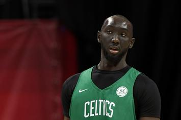 Celtics' Tacko Fall Issues Ominous Warning To G League Players