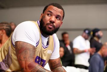 """The Game Shares Star-Studded """"Born II Rap"""" Tracklist & Cover Art"""
