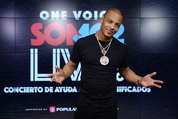 "T.I. Hitting Jada Pinkett Smith's ""Red Table Talk"" To Address Virginity Comments"