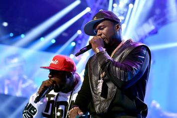 50 Cent Attacks Young Buck With Yet Another Transphobic Post