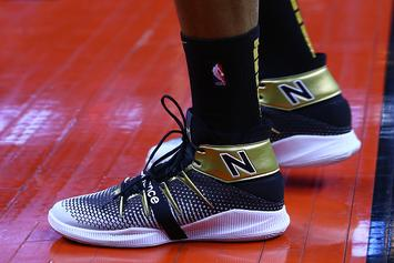 New Balance Announces Sneaker Deal With Another Rising NBA Star