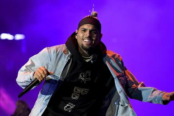 Chris Brown & Ammika Harris Welcome Baby Boy, Singer's Second Child