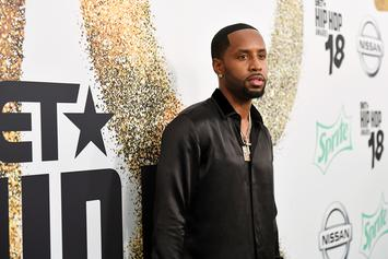 Safaree Becomes $1,000 Richer After Double Dutch Challenge: Watch