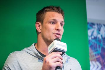 """Rob Gronkowski On A Potential Return: """"No, I'm Not Going Back"""""""