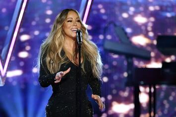 "Mariah Carey's ""All I Want For Christmas"" Awards Her 3 Guinness World Records"