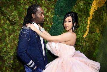 "Offset's Family Doesn't ""Trust"" Cardi B To Cook A Tasty Thanksgiving Dinner"