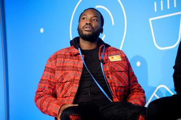 Meek Mill's Rumored Girlfriend Questions Why He's Quoting The Weeknd