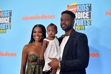 "Dwyane Wade Defends Gabrielle Union's ""AGT"" Departure: I Am ""More Proud Of Her"""