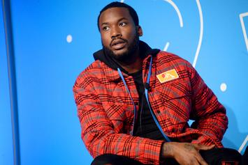 "Meek Mill Renames Thanksgiving: ""Happy Feast Of The Family Day"""