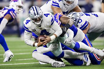 Dallas Cowboys Players Heard Screaming In Locker Room After Thanksgiving Loss