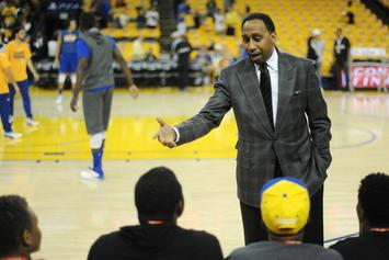 Stephen A. Smith Clowns Cowboys Fans After Thanksgiving Day Loss