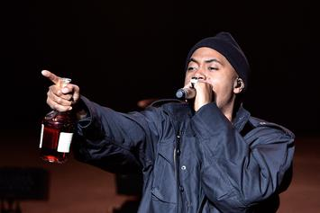 """Nas Calls Mary J. Blige's """"My Life"""" The Soundtrack To His Own Life"""