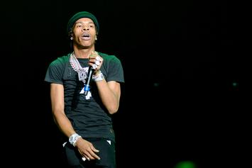 Lil Baby's Girlfriend, Jayda Cheaves, Fetches His Birthday Gift From Money Counter