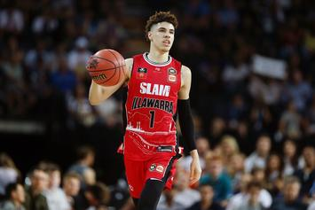 LaMelo Ball Receives No. 1 Ranking In ESPN's 2020 NBA Mock Draft