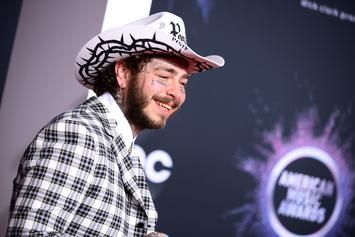 """Post Malone's """"Circles"""" Holds No. 1 Spot For Second Week"""