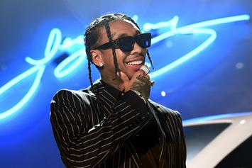"Tyga Thanks Abu Dhabi Doctors For ""The Best Care"" Following Hospital Visit"
