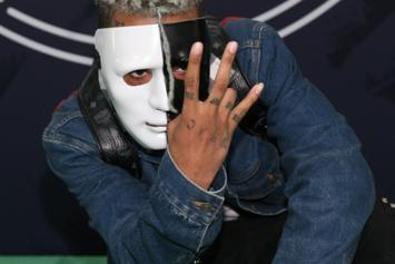 """XXXTentacion's """"Bad Vibes Forever"""" Features Lil Wayne, Rick Ross & More"""