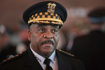"""Chicago Police Superintendent Who Sued Jussie Smollett Fired After """"Series Of Ethical Lapses"""""""