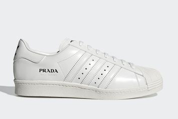 Adidas & Prada To Release Wildly Expensive Adidas Superstar x Bag Bundle