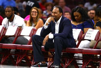 "Stephen A. Smith Melts Down Over ""Blasphemous"" Nick Saban Takes"