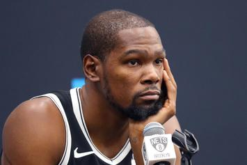 Kevin Durant Reacts To Making The 2020 Forbes 30 Under 30 Cover
